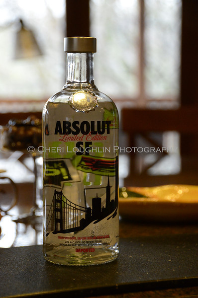 Absolut SF Vodka 002