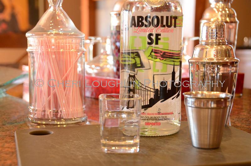 Absolut SF Vodka 332