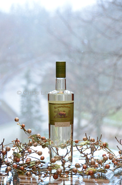Zubrowka ZU Bison Grass Vodka 1
