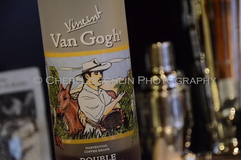 Van Gogh Double Espresso Vodka 070
