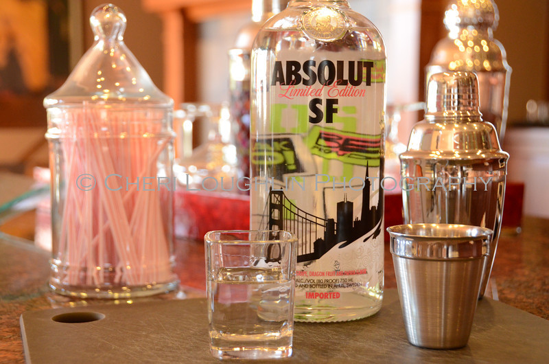 ABsolut SF Vodka 331