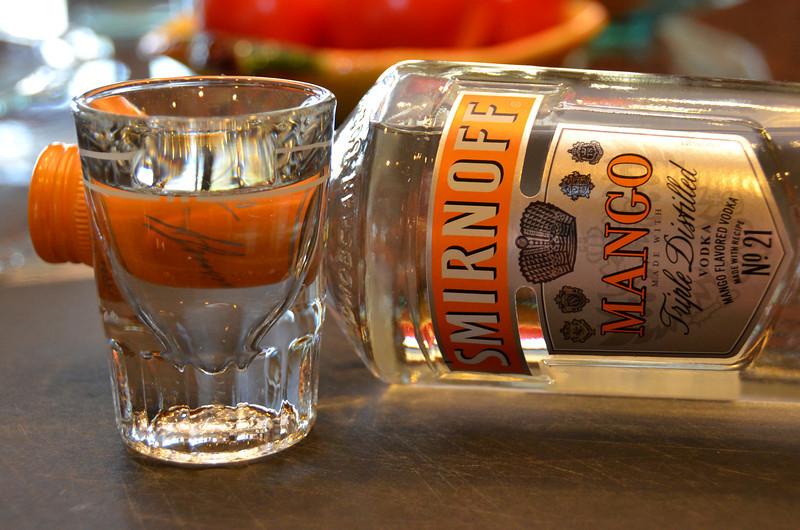 Smirnoff Mango Vodka 3