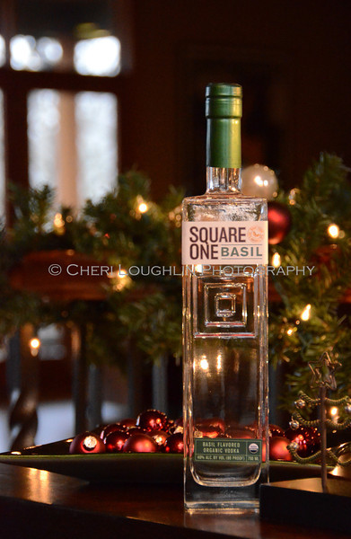 Square One Basil Vodka 2