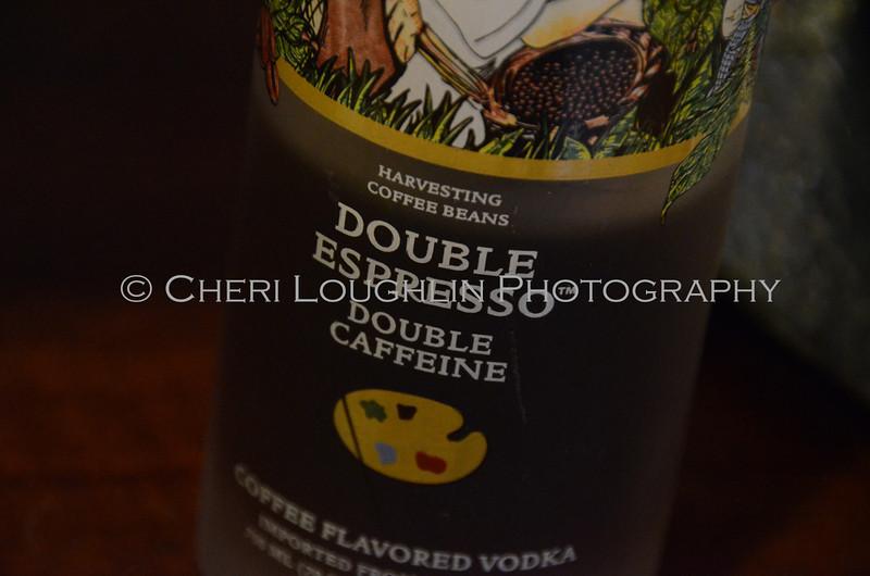 Van Gogh Double Espresso Vodka 071