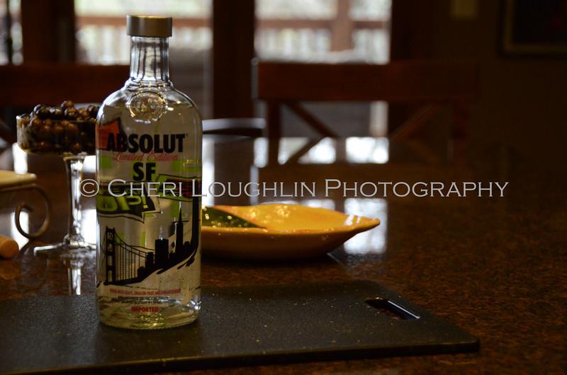 Absolut SF Vodka 005
