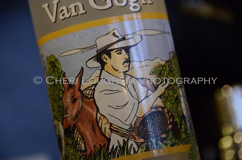 Van Gogh Double Espresso Vodka 067