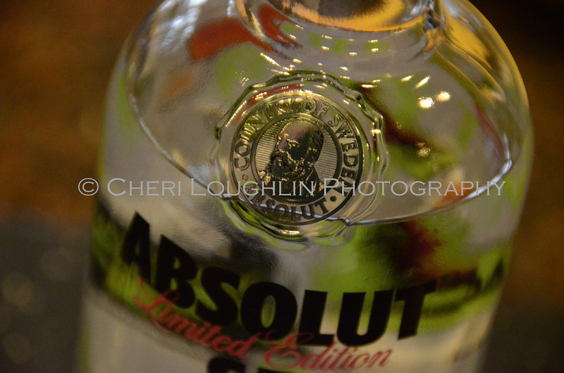 Absolut SF Vodka 009