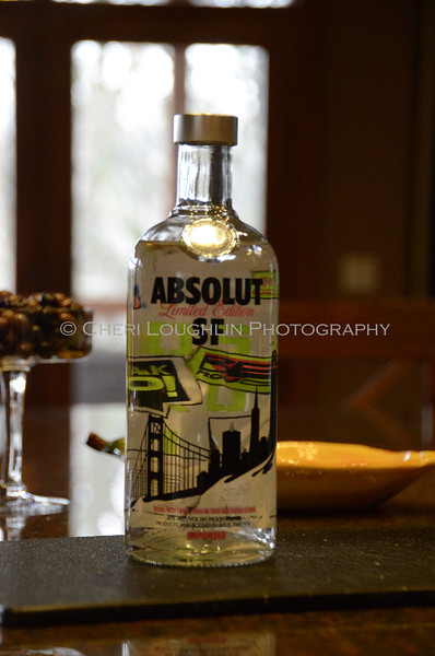 Absolut SF Vodka 003