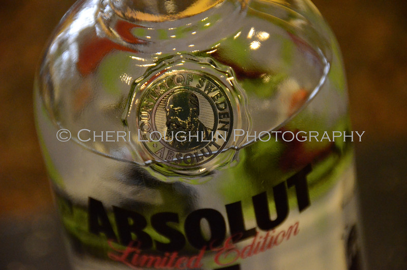 Absolut SF Vodka 008
