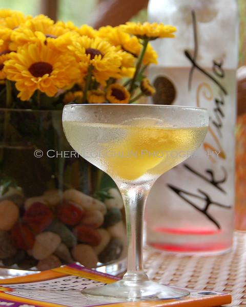 Akvinta Vodka Martini