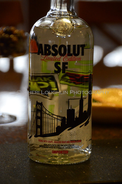Absolut SF Vodka 007