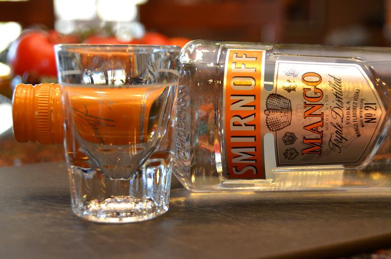 Smirnoff Mango Vodka 4
