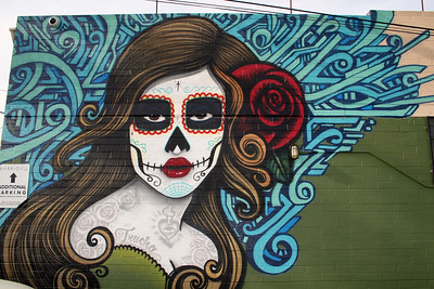 Calle 16 Mural Project