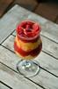 Raspberry Peach Swirl Margarita 36