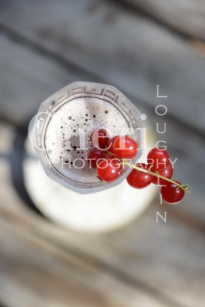 Pomegranate Royale Prosecco Cocktail 050