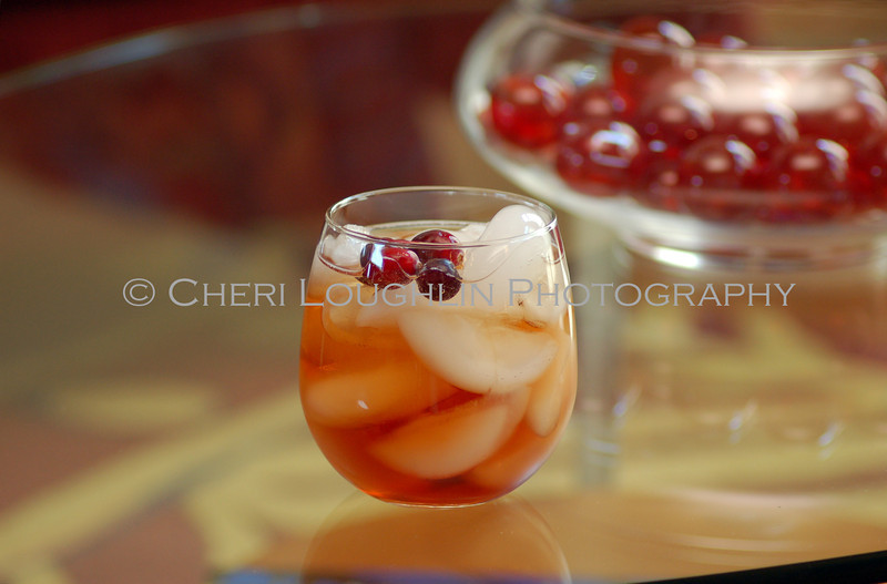 Cobey's Cran Tea - Jeremiah Weed Sweet Tea Vodka