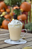 Pumpkin Pie White Hot Chocolate 052