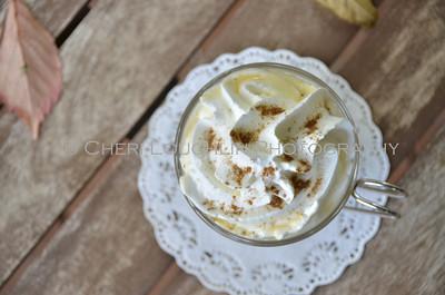 Pumpkin Pie White Hot Chocolate 092