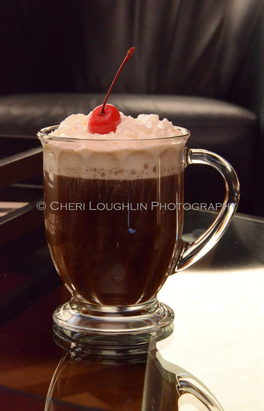 """Café Grande 095<br /> Café Grande is an impressive and luxurious over-sized cup of hot coffee. Piles of whipped cream add extra indulgence as it melts and mingles into the coffee. <a href=""""http://bit.ly/1uF8iv0"""">http://bit.ly/1uF8iv0</a>"""