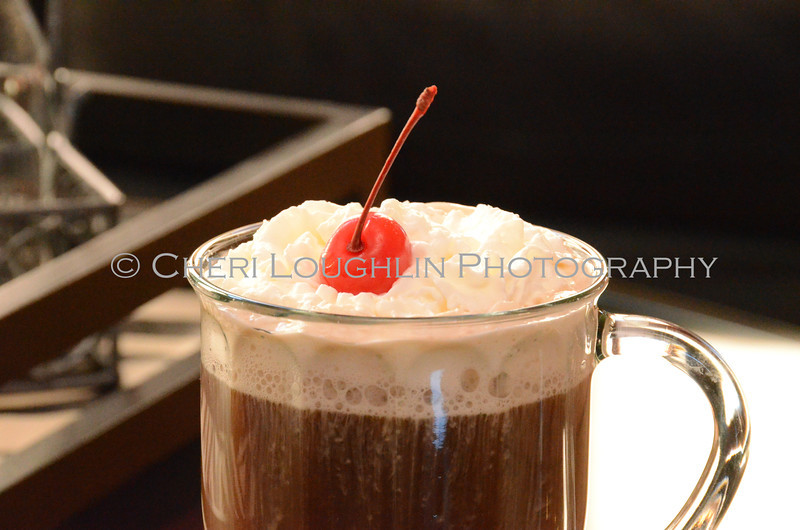 """Café Grande 098<br /> Café Grande is an impressive and luxurious over-sized cup of hot coffee. Piles of whipped cream add extra indulgence as it melts and mingles into the coffee. <a href=""""http://bit.ly/1uF8iv0"""">http://bit.ly/1uF8iv0</a>"""