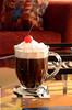 """Café Grande 080<br /> Café Grande is an impressive and luxurious over-sized cup of hot coffee. Piles of whipped cream add extra indulgence as it melts and mingles into the coffee. <a href=""""http://bit.ly/1uF8iv0"""">http://bit.ly/1uF8iv0</a>"""