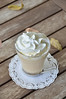 Pumpkin Pie White Hot Chocolate 076