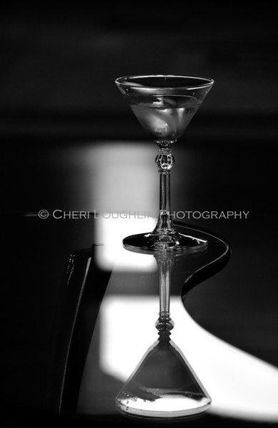 Reflected Martini