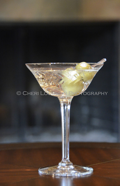 "Gin Martini - Stuffed Olives 036<br /> Traditional Martini & Dilly Bean Martini Recipe link on Intoxicologist.net <a href=""http://bit.ly/1qwuvM4"">http://bit.ly/1qwuvM4</a>"