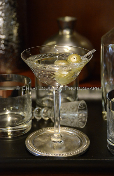 "Gin Martini - Stuffed Olives 008<br /> Traditional Martini & Dilly Bean Martini Recipe link on Intoxicologist.net <a href=""http://bit.ly/1qwuvM4"">http://bit.ly/1qwuvM4</a>"