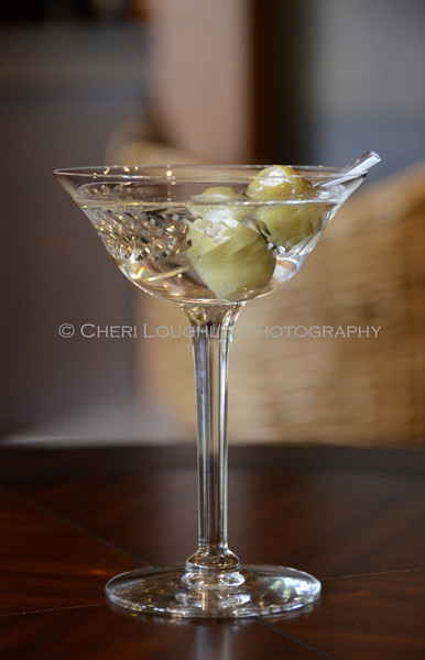 """Gin Martini - Stuffed Olives 031<br /> Traditional Martini & Dilly Bean Martini Recipe link on Intoxicologist.net <a href=""""http://bit.ly/1qwuvM4"""">http://bit.ly/1qwuvM4</a>"""