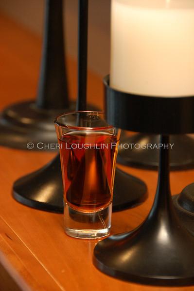 Red Headed Hottie Jager Shot 7