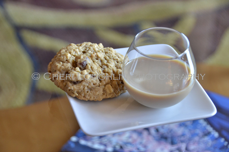 Oatmeal Raisin Cookie 026