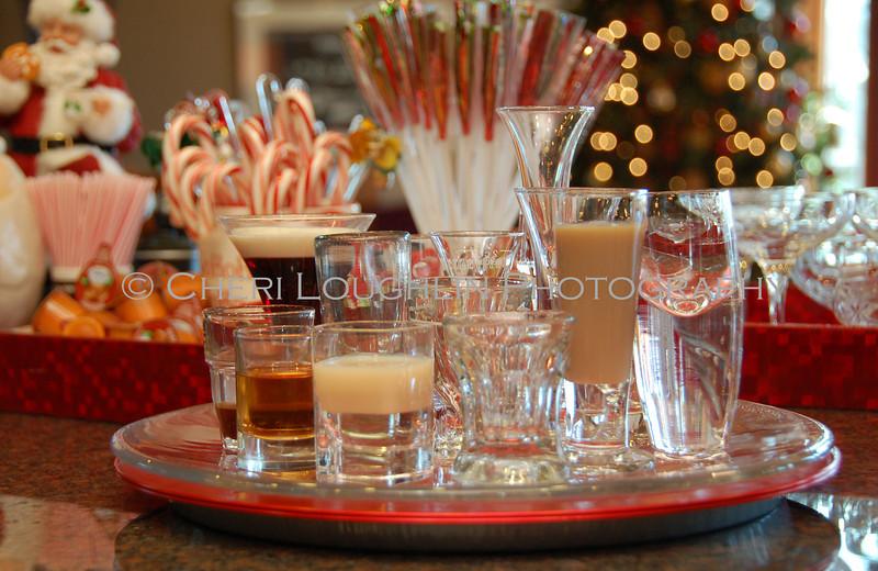 Holiday Shot Tray 2