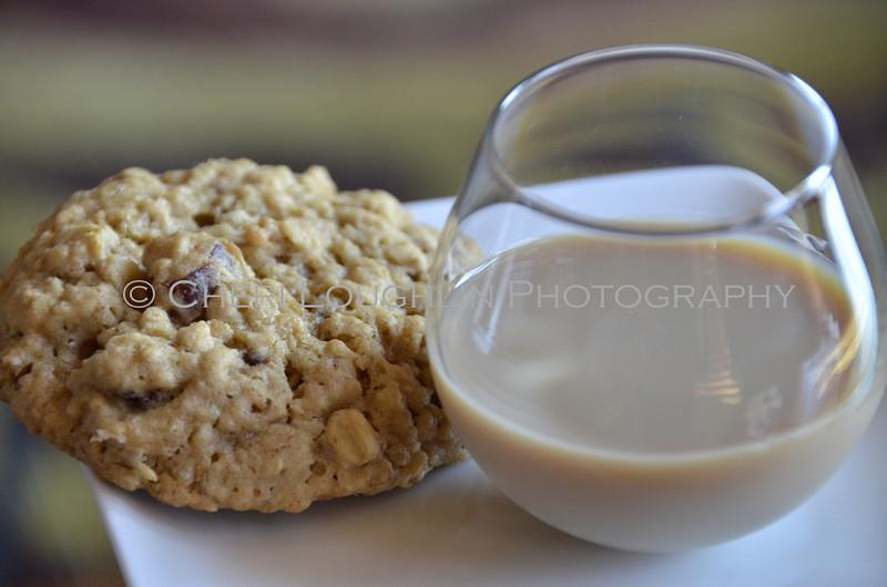 Oatmeal Raisin Cookie 028