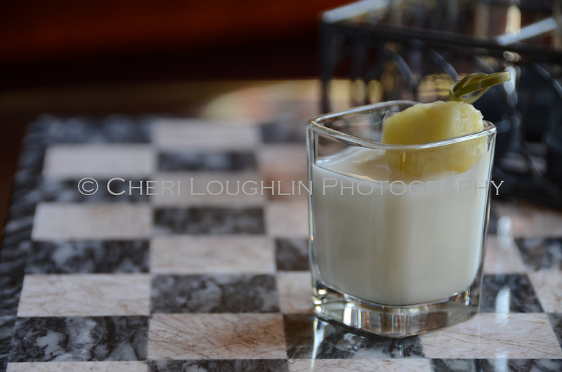 Pineapple Creamsicle Shot 101