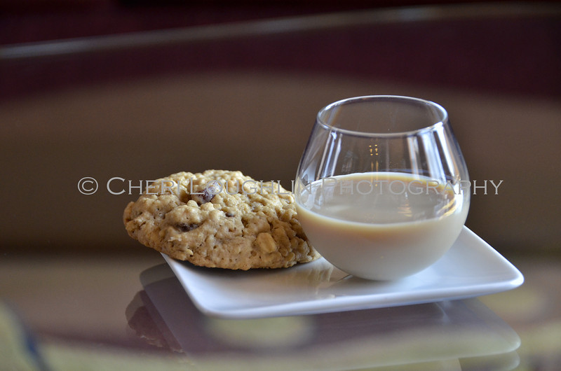 Oatmeal Raisin Cookie 024
