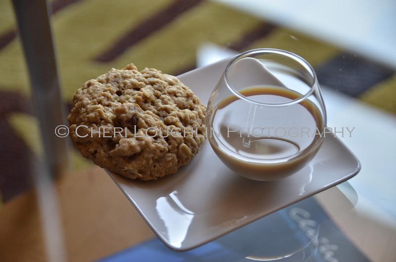 Oatmeal Raisin Cookie 012