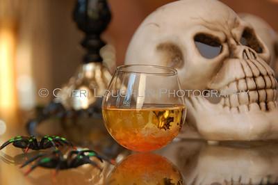 Bloodied Brains Halloween Shot 3