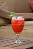 Watermelon Raspberry Mojito 1