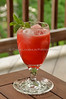 Watermelon Raspberry Mojito 6