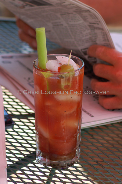 Bloody Mary Vodka Infusion 4