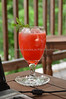 Watermelon Raspberry Mojito 7