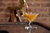 Ginger Peach Martini 30