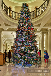 Library_christmas_tree