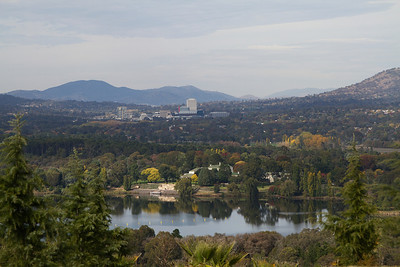 Scenery of Canberra