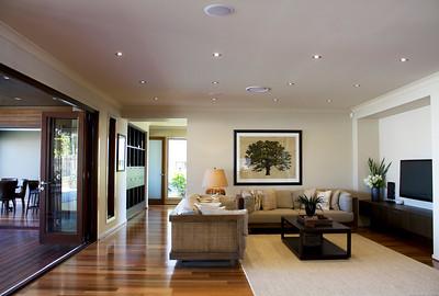 Lounge room diplay
