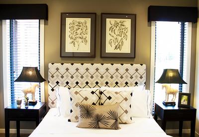 Bedroom display