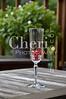 Cherries Champagne Flute 282
