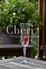 Cherries Champagne Flute 280