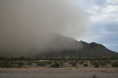 Haboob / Dust Storm 07-05-2011